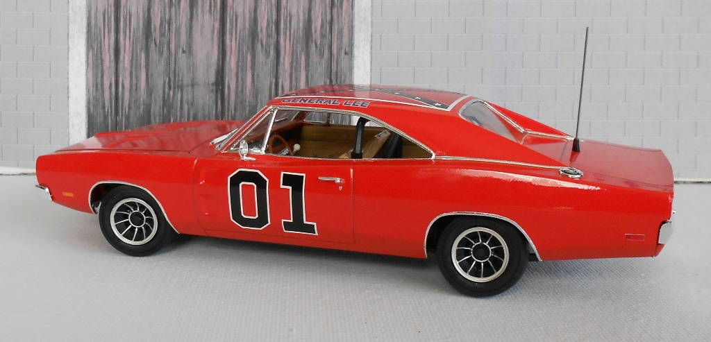 what model is the dukes of hazzard car