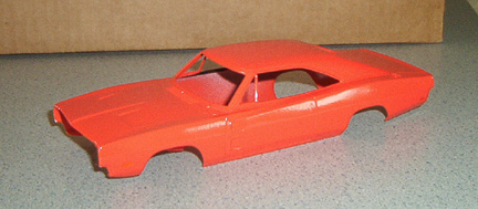 How To Build A General Lee Model