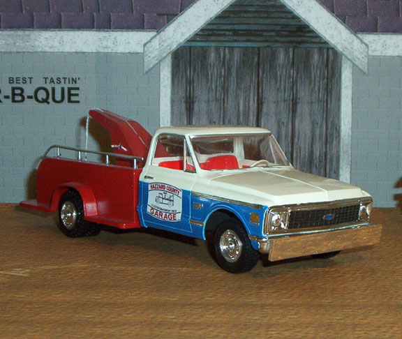 Other Dukes Of Hazzard Models