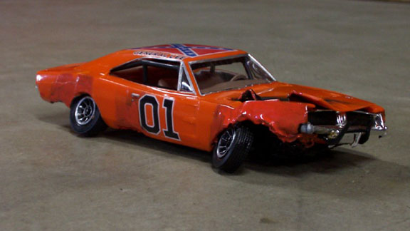 north american general lee fan club model cars. Black Bedroom Furniture Sets. Home Design Ideas